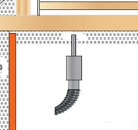 Isolation par injection des plafonds et planchers
